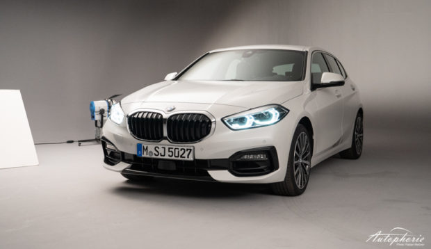 BMW 1er F40 Mineralweiss