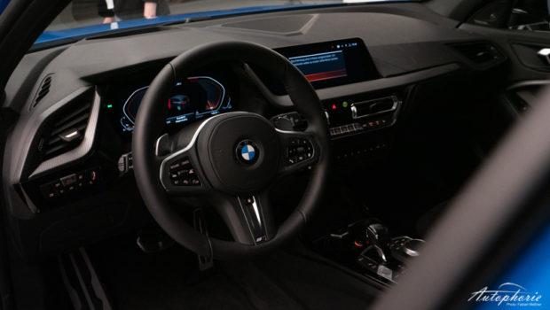 BMW 1er F40 Cockpit Innenraum