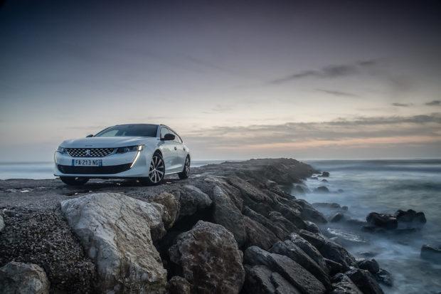 2019 Peugeot 508 SW BlueHDI 130