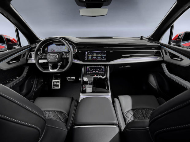 Audi Q9 Facelift 2019 Innenraum