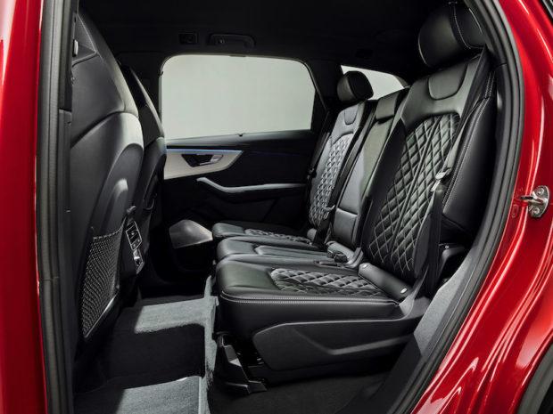 Audi Q7 Facelift 2019 Fond