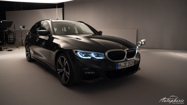 BMW 3er Touring G21 Front