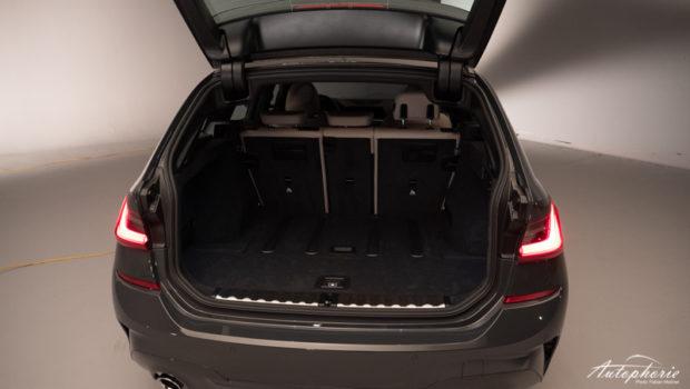 BMW 3er Touring G21 Kofferraum