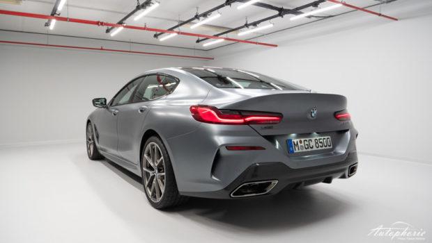 BMW 8er Gran Coupé Heck