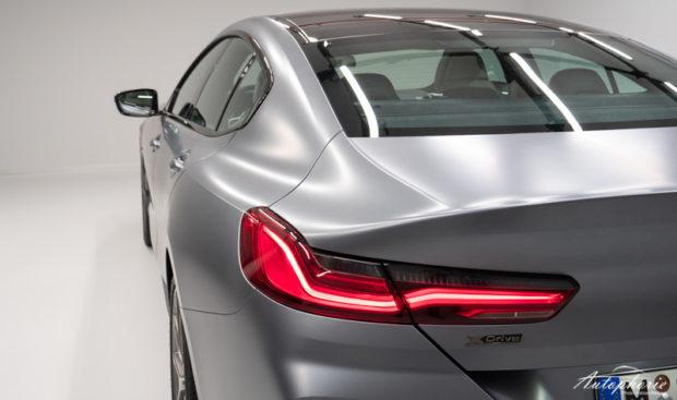 BMW 8er Gran Coupé Finnen