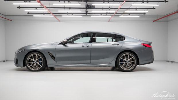 BMW 8er Gran Coupé Profil