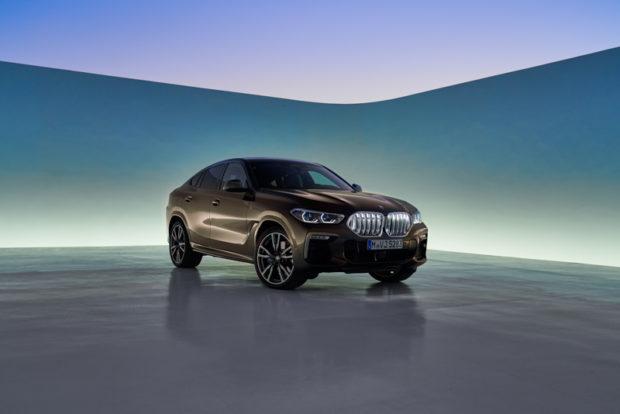 BMW X6 Niere beleuchtet