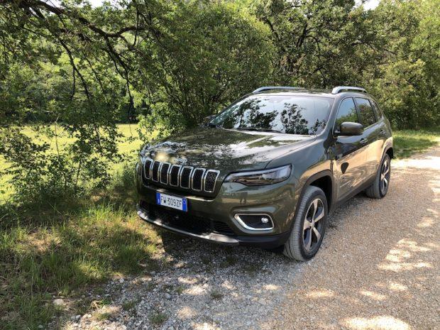 Jeep Cherokee 2.0 T-GDI Test
