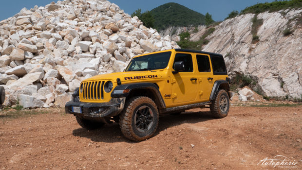 Jeep Wrangler 2.0 T-GDI Test