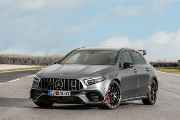 Front Mercedes-AMG A 45 S