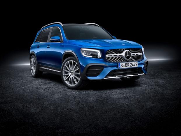 Mercedes-Benz GLB X247 galaxyblau