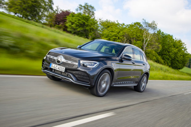 Mercedes-Benz GLC 300d 4MATIC 2019 mopf