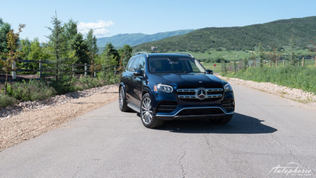 2019 Mercedes-Benz GLS 580 4MATIC Front