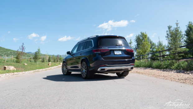 2019 Mercedes-Benz GLS 580 4MATIC Heck