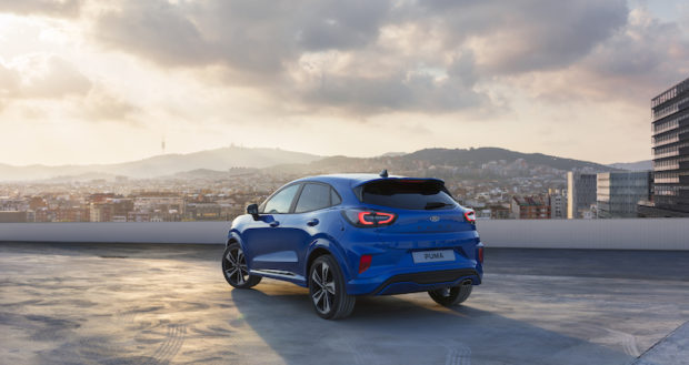 2020 Ford Puma ST-Line Heck