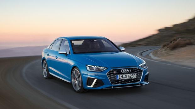 Neuer Audi S4 2019 Europa
