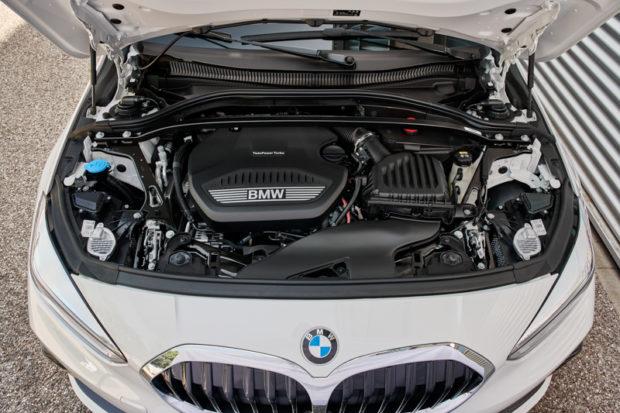 BMW 118d Motor