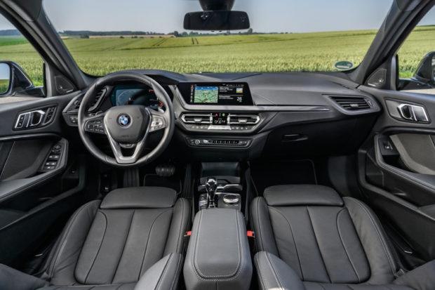 BMW 1er F40 2019 Cockpit