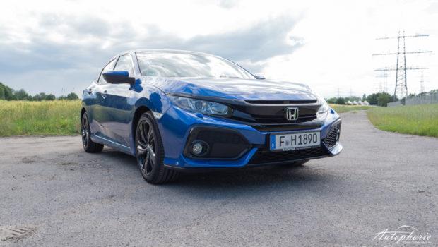 Honda Civic 1.6 i-DTEC Elegance Front