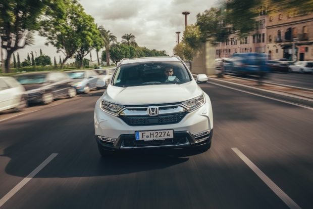 2019 Honda CR-V Hybrid Frontansicht