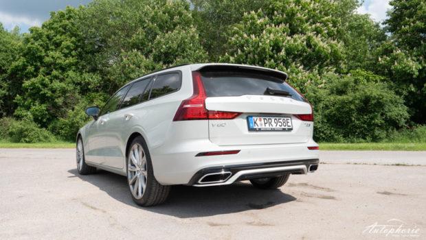 Volvo V60 T8 R-Design 2019 Modelljahr
