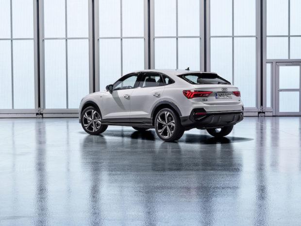 Audi Q3 Sportback Heck