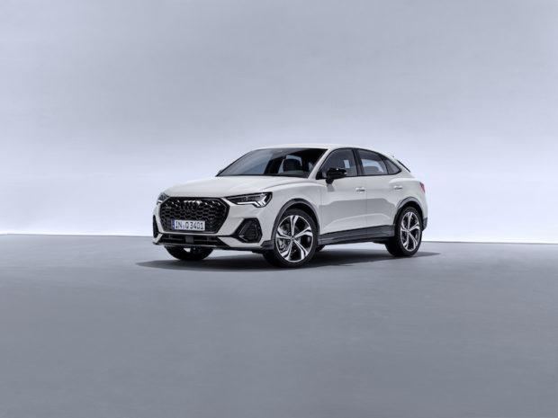 Audi Q3 Sportback Front