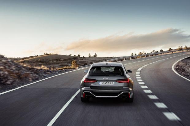 Neuer Audi RS6
