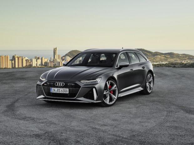 Audi RS6 Avant daytonagrau matt