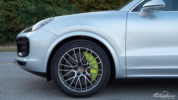 Porsche Cayenne Turbo S E-Hybrid Keramikbremse
