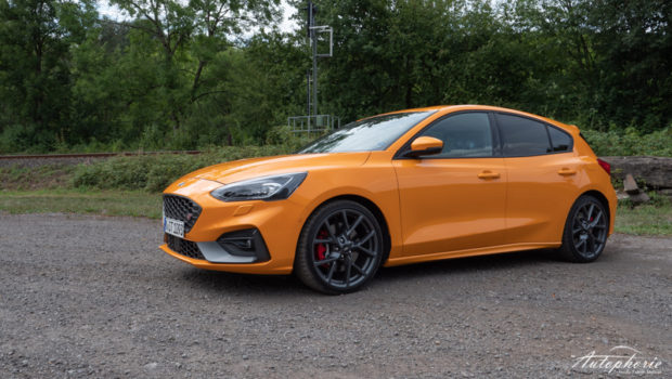 Ford Focus ST Tropical Orange 5-Türer