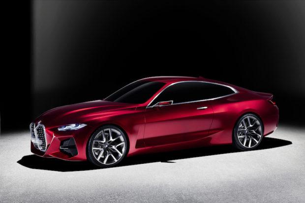 BMW Concept 4 IAA 2019