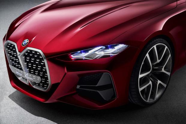 BMW Concept 4 Niere