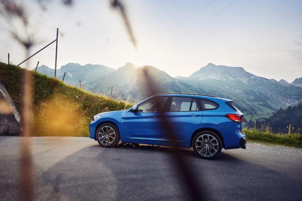 BMW X1 PHEV Modell