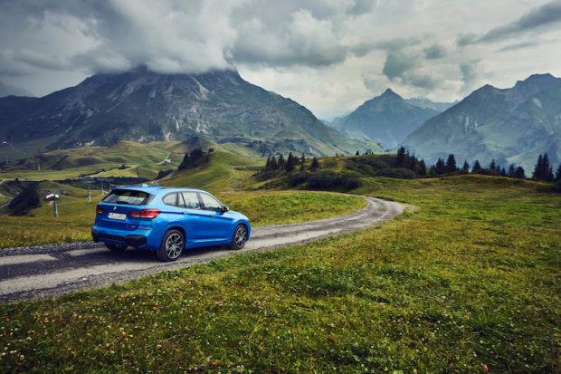 BMW X1 xDrive25e PHEV Heck