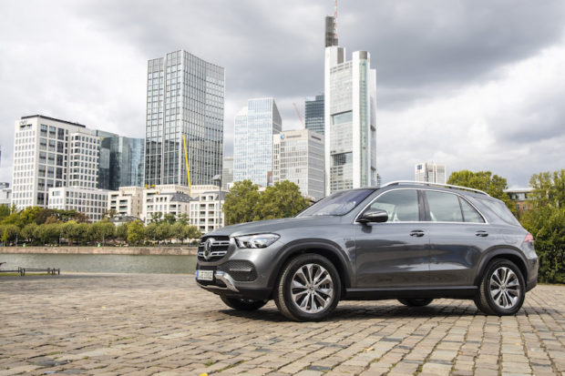 Mercedes-Benz GLE Plugin Hybrid