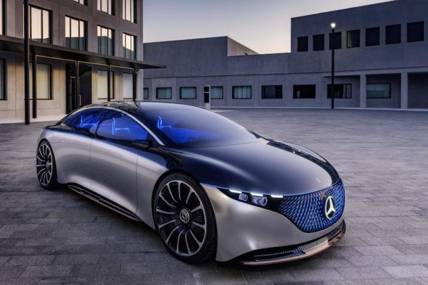 Vision EQS IAA 2019 Daimler AG
