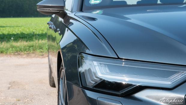 Audi A6 Avant Detail