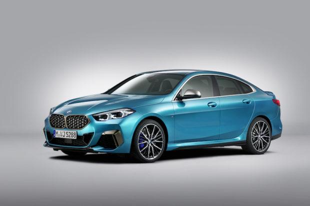 2020 BMW 2er Gran Coupé M235i xDrive Front