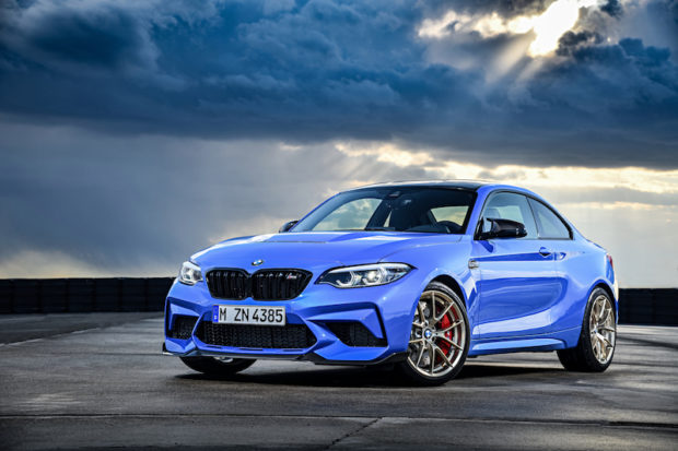 2020 BMW M2 CS Misano blau metallic