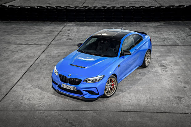 BMW M2 CS Carbon Dach