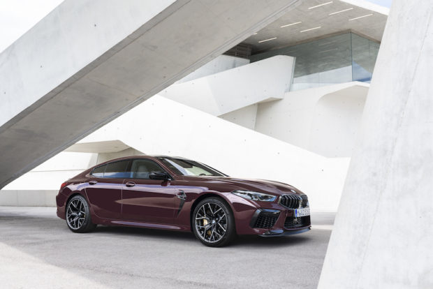 2020 BMW M8 Competition Gran Coupé