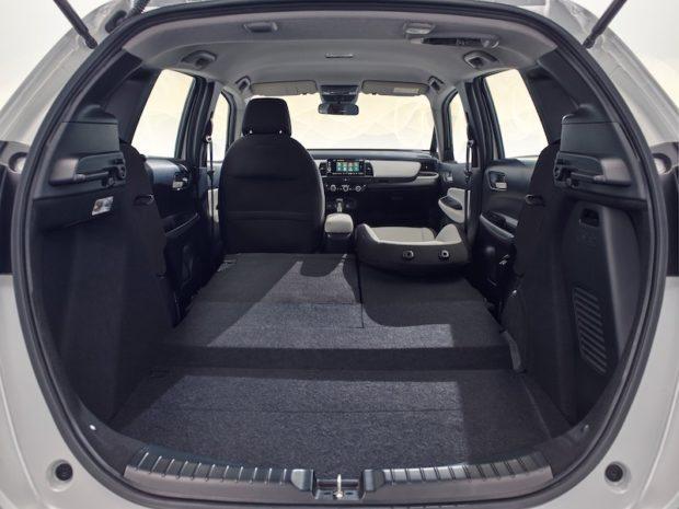 2020 Honda Jazz Kofferraum