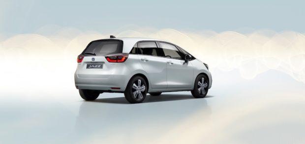 2020 Honda Jazz e:HEV