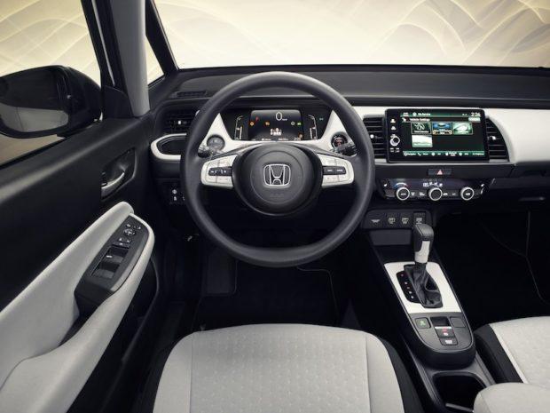 2020 Honda Jazz Cockpit