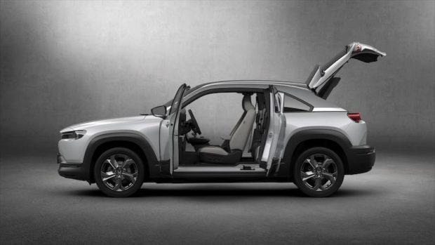 2020 Mazda MX-30 Türen