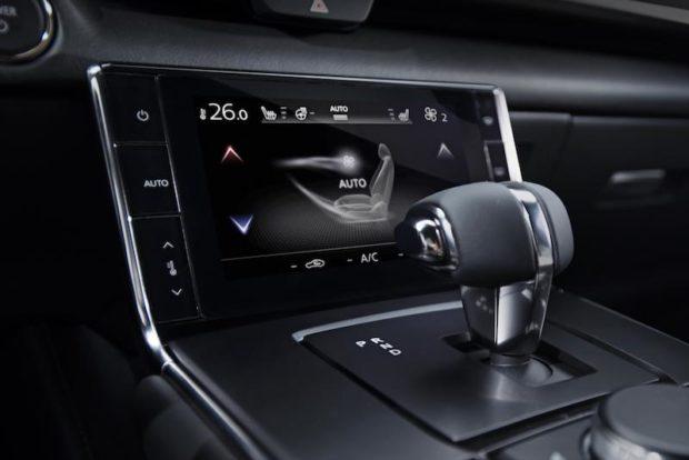 2020 Mazda MX-30 Elektroauto Touch Panel Klima