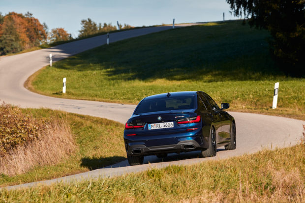 BMW M340i xDrive Limousine Heck