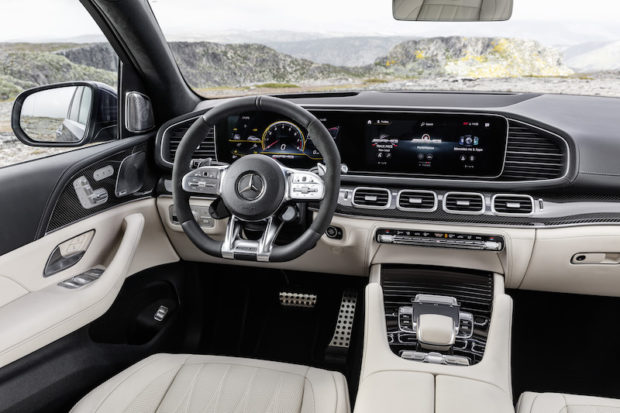 Mercedes-AMG GLE 63 S 4MATIC+  Interieur