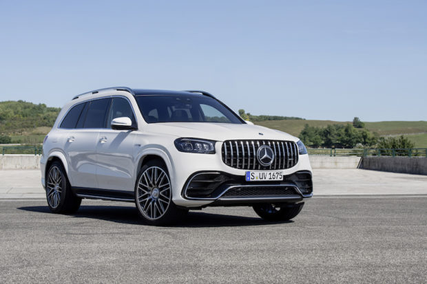 Mercedes-AMG GLS 63 4MATIC+, 2019